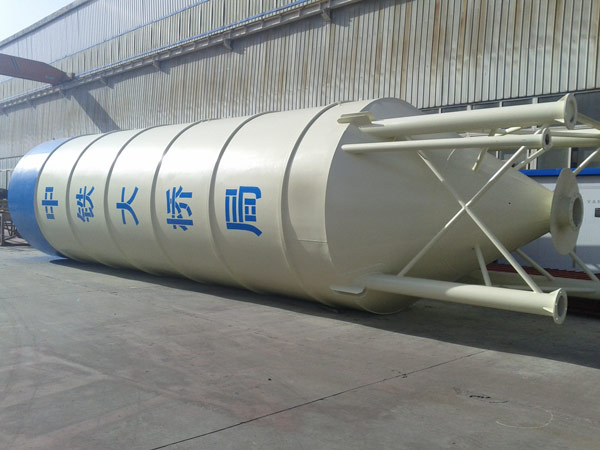 100 ton cement silo for sale